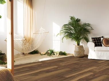 SPC flooring with wood effect EVOLUTION EKO