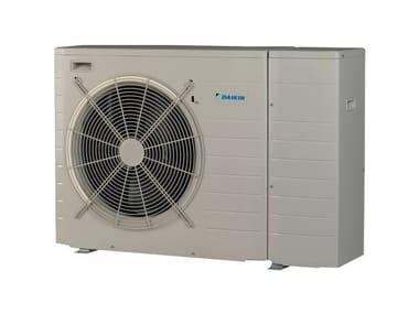 AIr refrigeration unit EWAQ-BVP | Minichiller