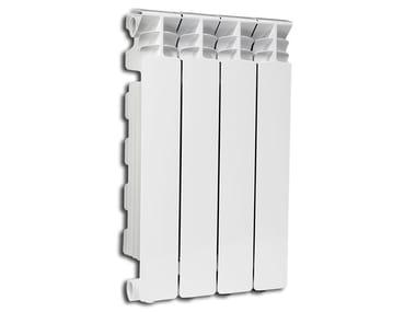 Radiatore in alluminio pressofuso EXCLUSIVO 800 - 4 ELEMENTI