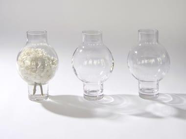 Vaso in cristallo EXHIBITIONNISTE