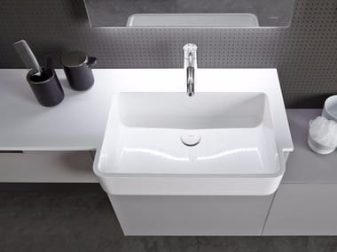 Encimera de lavabo de Mineralmarmo® EXIO