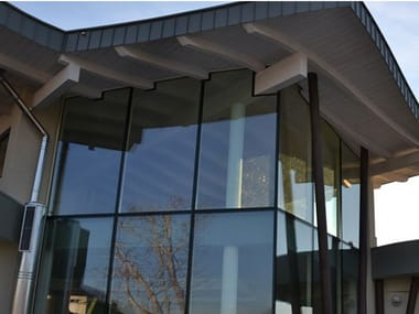 Solar control window film EXTRUSE SI GS - ASTILIA