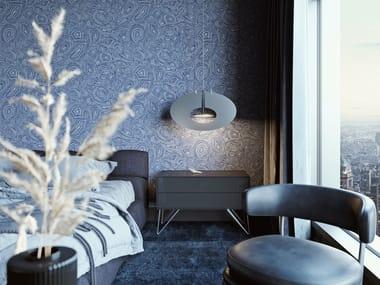 LED direct light Anodized aluminium pendant lamp EYE IN THE SKY H1
