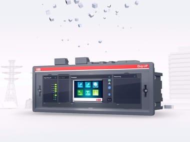Low-voltage digital unit Ekip UP