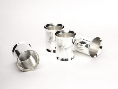 Metal cocktail glass ESTABLISHED | Glass