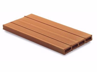 Rasilla y rasillón cerámicos Excelsior Clay plank straight cut