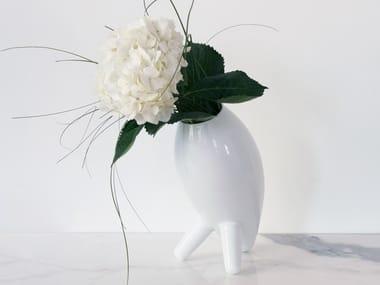 Vaso in porcellana FÉTICHISTE | Vaso in porcellana