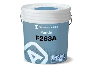 Rasante in pasta ad effetto intonaco per esterni ed interni F 263 A