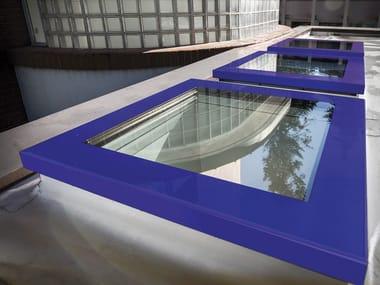 Finestra per tetti piatti F COLOURLINE