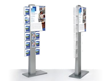 One-sided display stand F-TOTEM