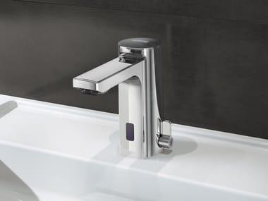 Infrared countertop 1 hole brass washbasin tap F5E Mix