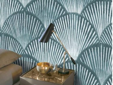 Papel de parede ecológico de tecido não tecido FAN