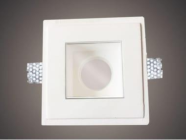 Built-in plaster Spotlight fixture FAR 013