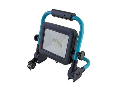 Illuminazione da cantiere FARETTO LED FOLD 50W