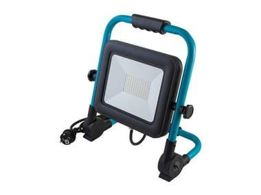 Illuminazione da cantiere FARETTO LED FOLD 70W