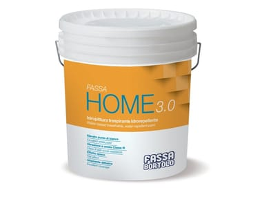 Water repellent water-based paint FASSA HOME 3.0