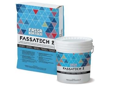 Adesivo bi-componente cementizio FASSATECH 2