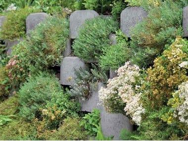 Outdoor greenwalls