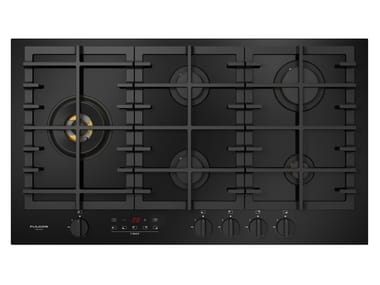 Gas glass ceramic hob FCLH 905 G T WK BK | Hob
