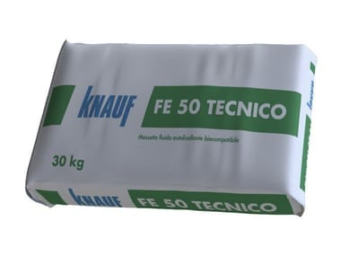 Pre-mix for thermal insulating screed FE 80 TECNICO