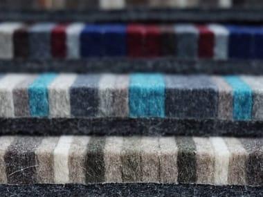 Merino wool upholstery fabric FELT