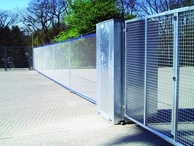 Sports ground fence FENCEBOX®