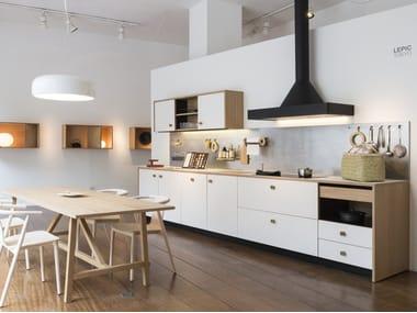 Fenix-NTM® kitchen FENIX NTM® Kitchen