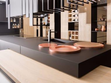 Top cucina in derivati del legno | Archiproducts