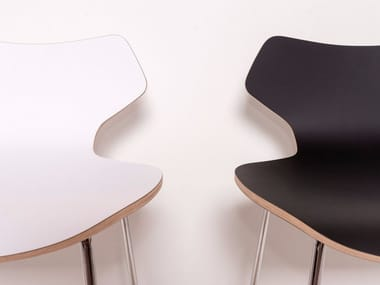 Contemporary style wood-product chair FENIX NTM® Structure for chairs