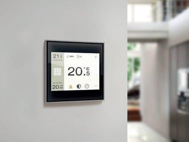 Interfaccia per sistemi domotici FF-Touch&See