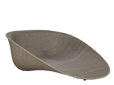 JanusFiber™ double chaise longue FIBONACCI VANTANA
