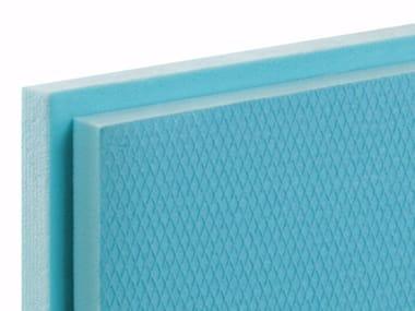 XPS thermal insulation panel FIBRANxps ETICS GF