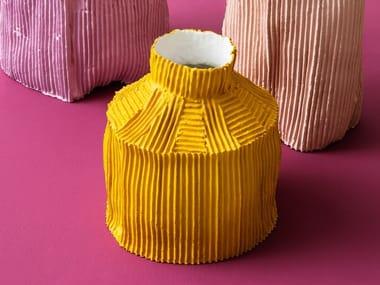 Ceramic vase FIDE | Vase