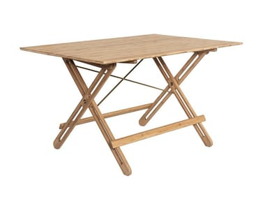 Bamboo table FIELD TABLE