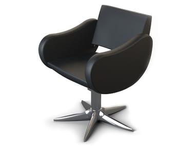Hairdresser chair FIFTIES PARROT