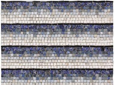 Marble mosaic FILARE