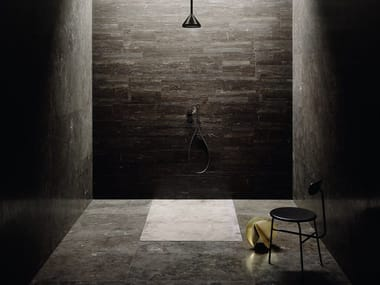 Bathroom trends: curbless showers
