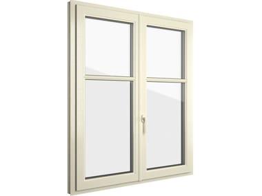 Finestra in alluminio e PVC FIN-72 Classic-line  alluminio-PVC