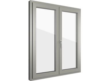 PVC window FIN-90 Step-line PVC-PVC