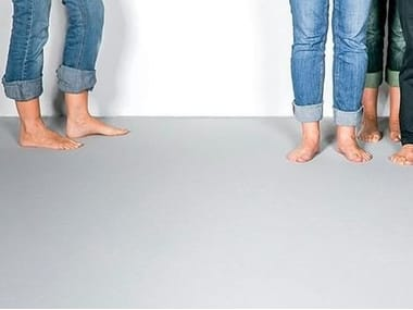 Needled flooring FINETT FEINWERK himmel und erde