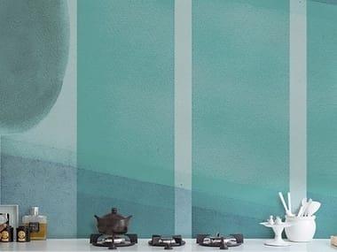 Bathroom wallpaper FINGER