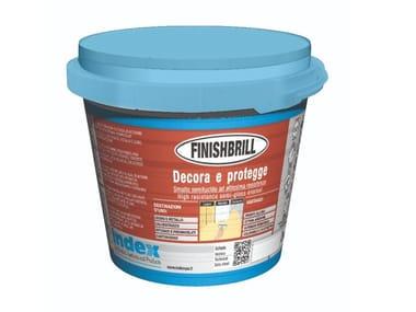 Smalto semilucido superlavabile e impermeabile FINISHBRILL