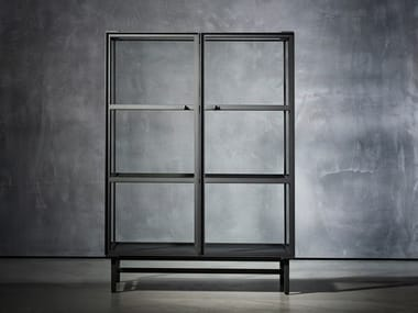 Metal display cabinet FINN