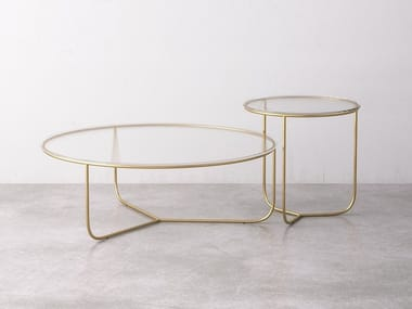 Round coffee table FINO