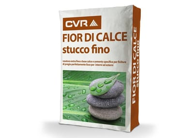 Stucco naturale a base di calce FIOR DI CALCE STUCCO FINO