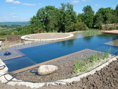 Fabric and liner for tanking FIRESTONE PONDGARD™ EPDM