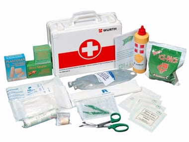 First Aid cabinet First-aid case a2 basic contents