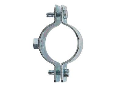 Collari pesanti per tubi in acciaio FISCHER CPT-M