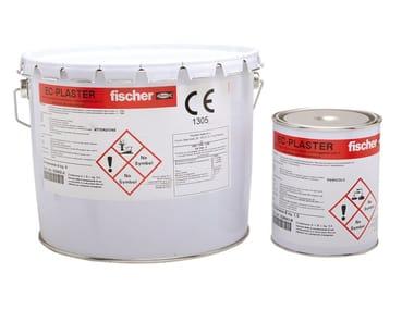 Stucco adesivo strutturale epossidico bicomponente FISCHER EC-PLASTER