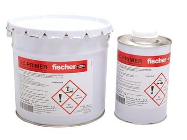 Sigillante adesivo strutturale epossidico bicomponente FISCHER EC-PRIMER